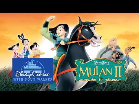 Mulan II – Disneycember