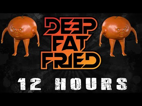 NOON til MIDNIGHT = DEEP FAT FRIED (Thank You, Patrons!)