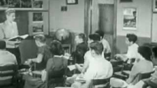 Teen Etiquette 1950s Style