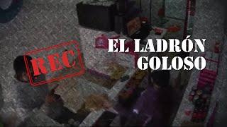 El LADRÓN GOLOSO - Una MUJER que da PELEA - GOLPE AL REPARTIDOR - #REC