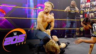 Dain & Maverick vs. Stallion & Grey – Dusty Rhodes Tag Team Classic: 205 Live, Jan. 15, 2021