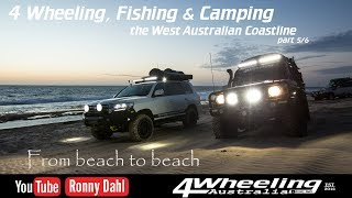 4 Wheeling & Beach Fishing, part 5/6