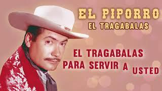 El Piporro - El Tragabalas (Letra Oficial)