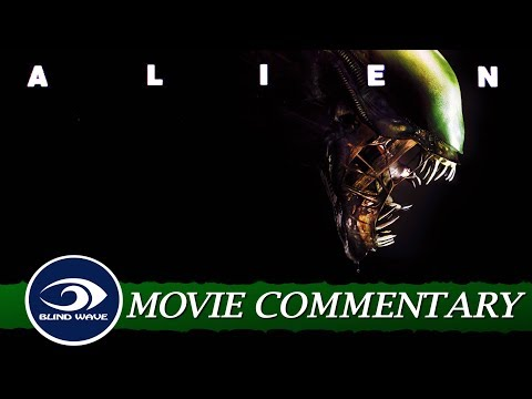 Alien (1979) MOVIE COMMENTARY!