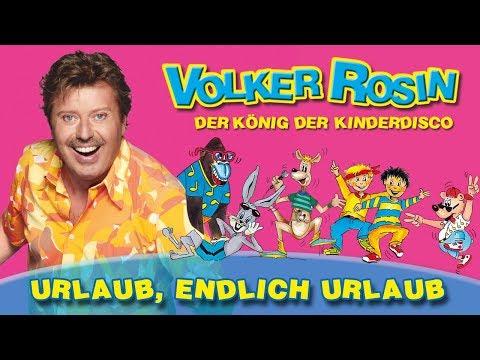 Volker Rosin - Urlaub, endlich Urlaub | Kinderlieder