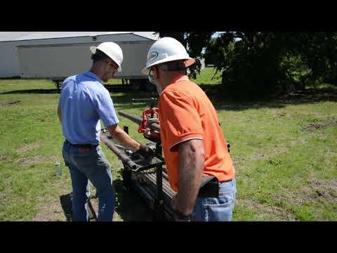 Geoprobe® - MC5 Soil Sampling - Step By Step