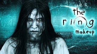 ♦ Samara Morgan z The Ring - Makijaż na Halloween ♦ Agnieszka Grzelak Beauty