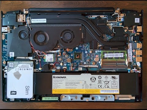 lenovo y50-70 touch disassembly