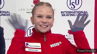 Александра Трусова Русская ракета Princesses don t cry