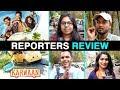 Karwaan Movie Reporters Review   Dulquer Salmaan   Irrfan Khan   Karwaan Movie Review