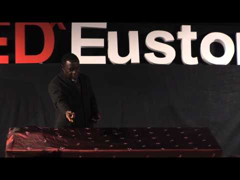 TEDxEuston -  Father Matthew Kukah - The folly of ethnic compartmentilisation