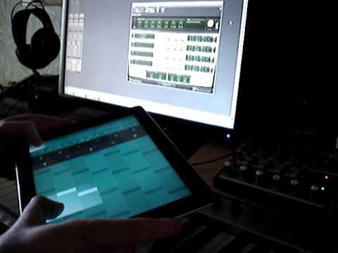 windows 7 pro tools 8le xpand2 ipad2 sound prism pro as wi fi midi controller keyboard. Black Bedroom Furniture Sets. Home Design Ideas