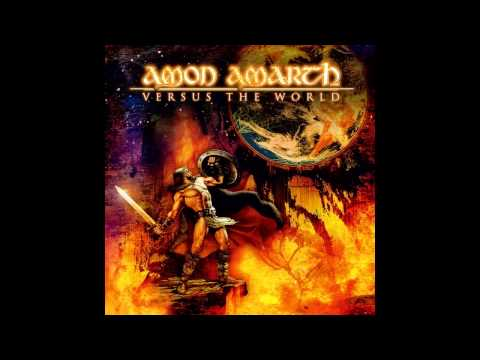 Amon Amarth Versus the world [Full Album]
