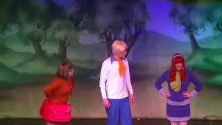 Scooby Doo @ Centre Stage Butlins Skegness March 2014