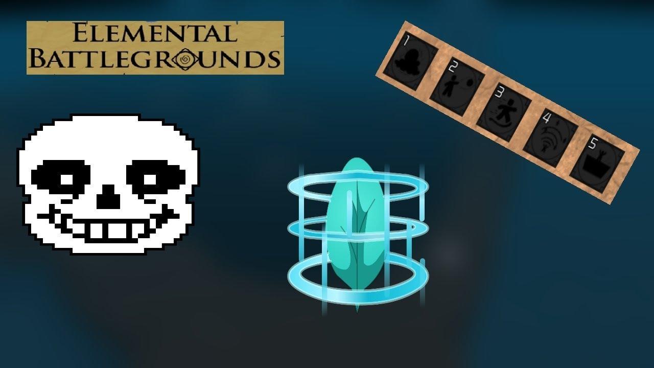 How To Find The Secret Teleport Sans Elements Roblox Elemental