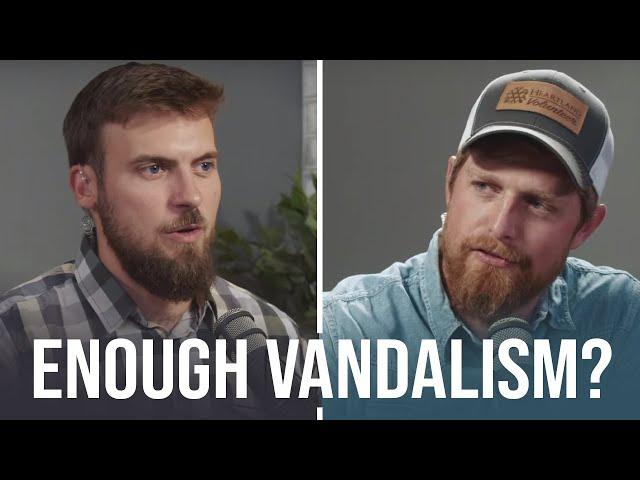 Terrorism & Vandalism in Israel: How Much is Enough?