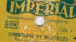 2/2 - Sombreros et Mantilles - Anne Clercy (1938)