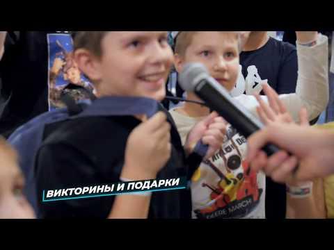 #ЛЕГО Поохотились вместе в Москве в ТЦ «Атриум»