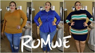 2018 Try-On Haul | ROSEWE REVIEW & HAUL | PLUS SIZE FASHION