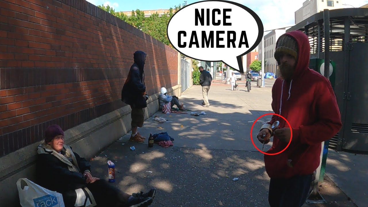 Download WTF Happened to Portland Oregon?... Homelessness and Drug Addicts Are Taking Over the City