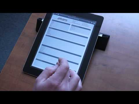 Contractor Forms For IPad