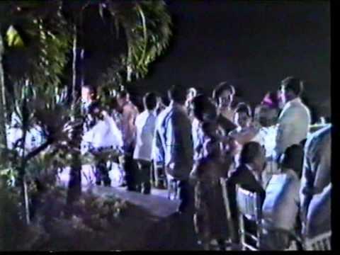 MANILA 1985 - COCONUT PALACE