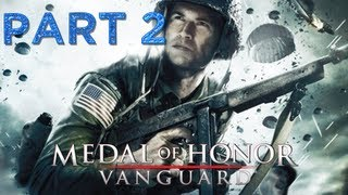 Let´s Play Medal of Honor Vanguard : Part 2 Nicht unsere Marine !!