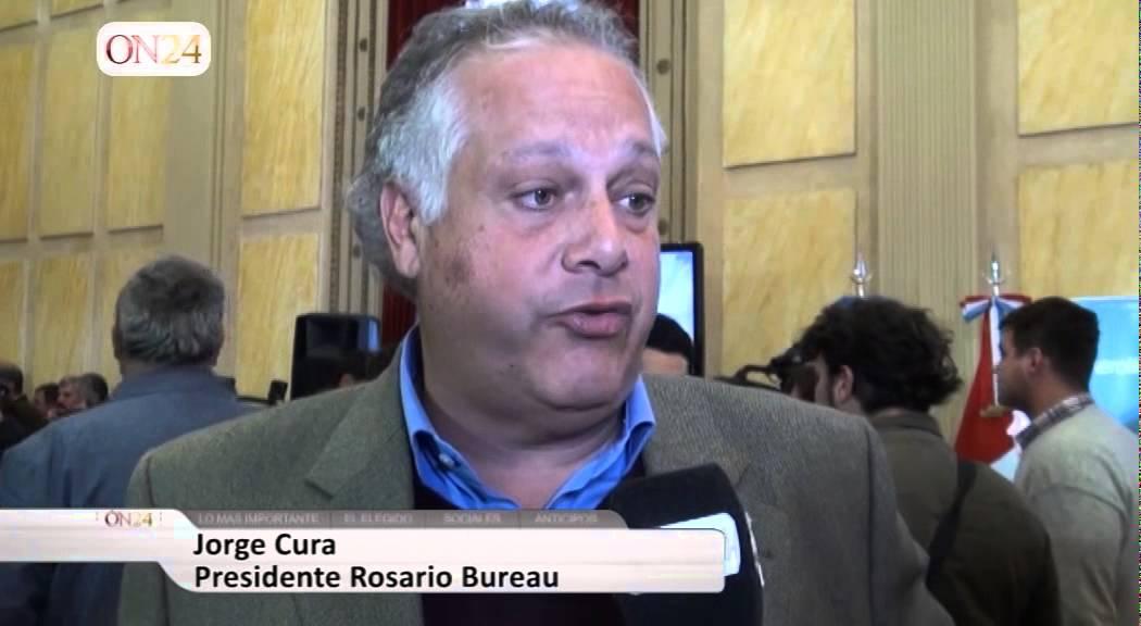 Jorge cura presidente rosario bureau youtube