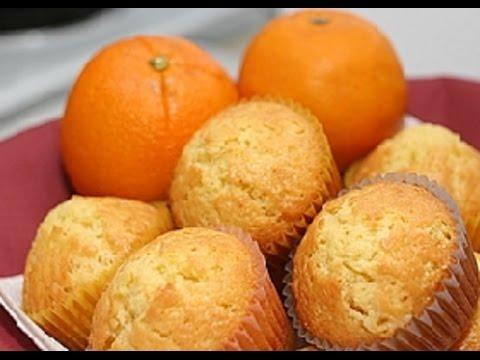 Праздничный Апельсиновый Маффин без регистрации и смс