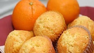 Праздничный ***Апельсиновый Маффин***