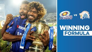 Winning When it Mattered the Most | Mumbai Indians vs Chennai Super Kings