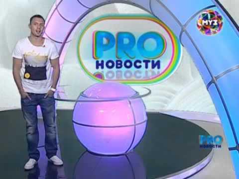 Смена логотипа на премиальный (Муз-ТВ, 27.05.2011)