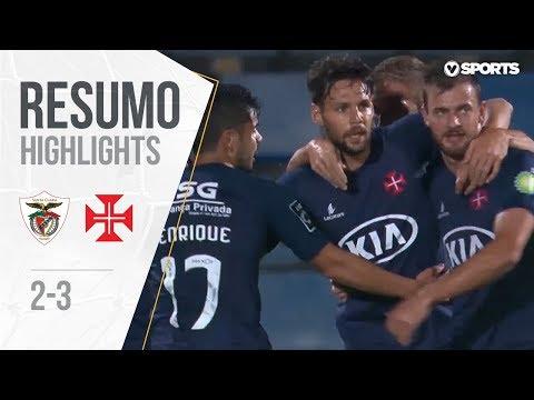 Highlights | Resumo: Santa Clara 2-3 Belenenses (Liga 18/19 #11)