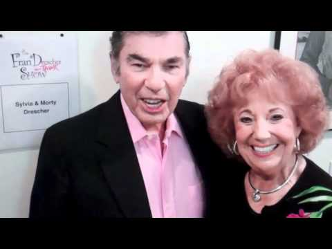 Sylvia & Morty Drescher wish Fran all the best!