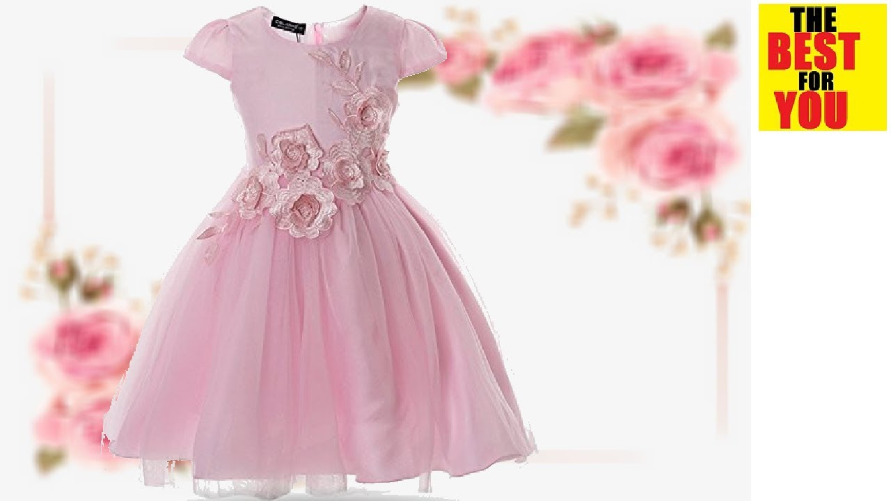 c2c50207108 Wedding party dresses for girls kids 2018 in amazon shopping online ...
