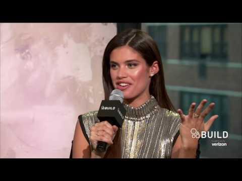 Sara Sampaio Talks About This Year's Victoria's Secret Fashion Show
