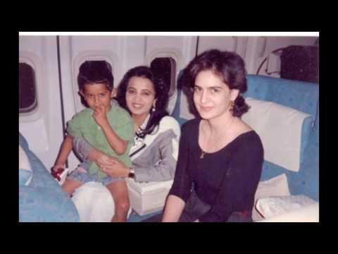 Rare and Beautiful Pics of Priyanka Gandhi BirthDay Special