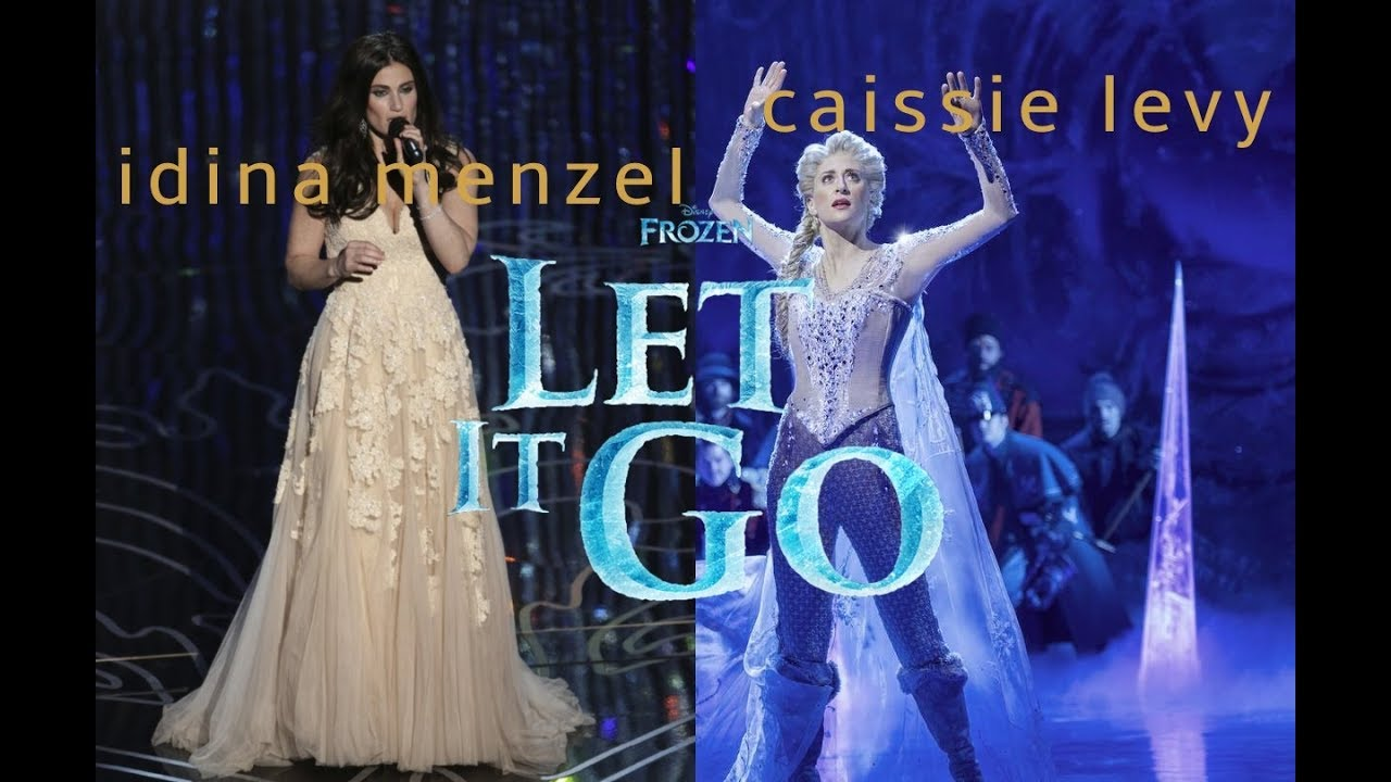 caissie levy let it go