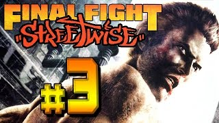 Final Fight Streetwise - part 3 gameplay (PS2, XBOX) 3D Beat'em up [SLUS-21238]