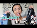 Non-Binary Clothing Haul!