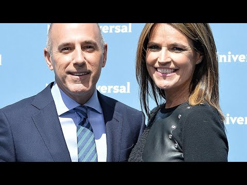 Matt Lauer Fired from 'Today' After Inappropriate Sexual Behavior Allegations