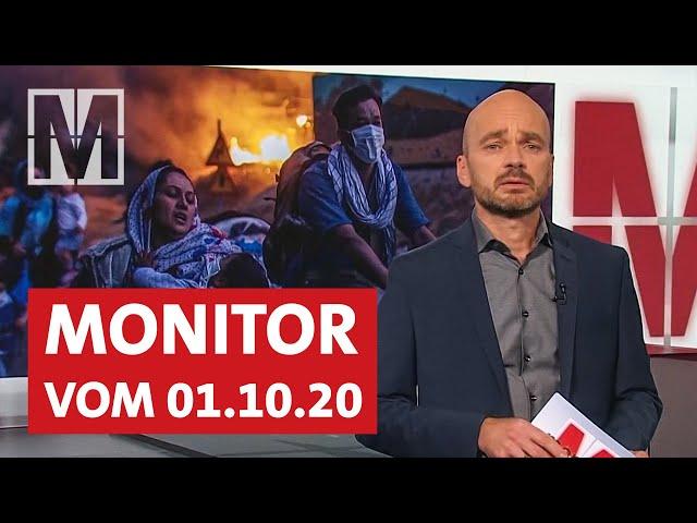Rassistische Polizei-Chats, EU-Migrationspakt, Altmaiers Klimapolitik: Monitor vom 01.10.2020