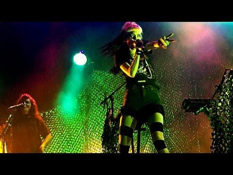 "Grimes - ""Kill V. Maim"" - San Francisco - Fillmore 10/31/2015 HD"