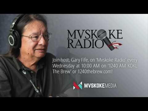 Mvskoke Radio November 30, 2016
