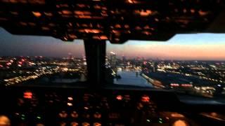 london city takeoff bae 146 200