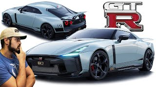 Here's what I think of the Nissan GT-R50