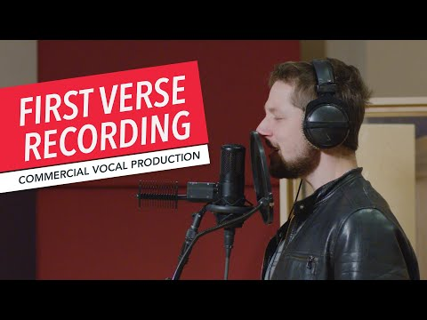 Music Production | First Verse Recording with a Songwriter | Prince Charles Alexander | Berklee