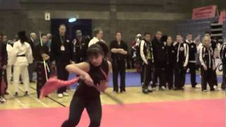 Aylin Madenci Weapon WKA WM Edinburgh 2010