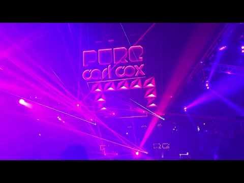 Pure Carl Cox at Privilege Ibiza, 11th July 2017.