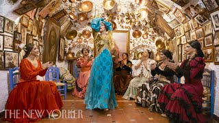A Flamenco Dancer Finds Himself Through Performing in Drag | The New Yorker Documentary